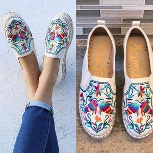 Sam Edelman Espadrille Platform Shoes